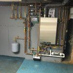 IBC Combi Boiler with 3 Zones