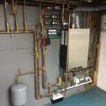 IBC Wall Hung Combo Boiler