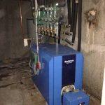 Buderus Oil Fired Boiler