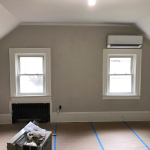 Ductless Installation - Above Window