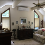Ductless Installation - Room