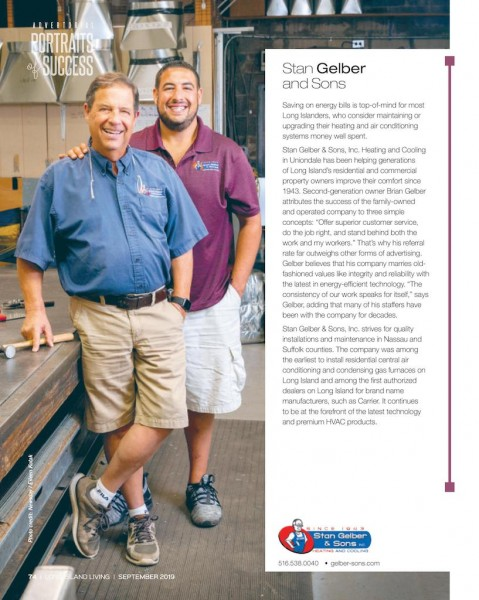 Stan Gelber & Sons Article