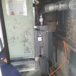 Warm Air Furnace Installation 2